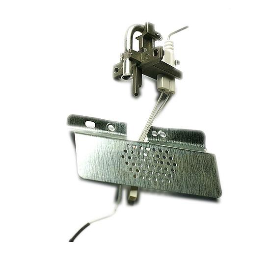 Ogromnie Elektroda z pilotem (płomykiem) Junkers / Neckar :: Adamus WE59